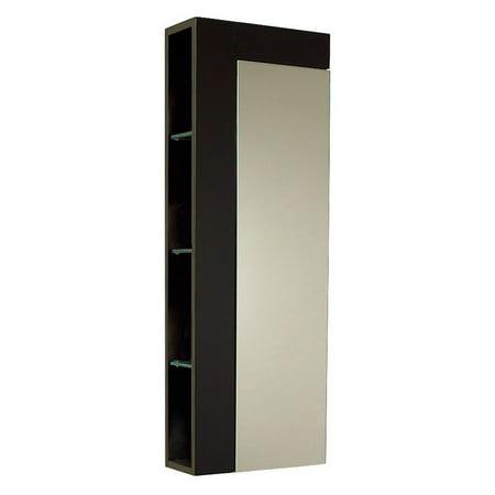Click here for Fresca Bath FST1024ES Espresso Linen Side Cabinet... prices