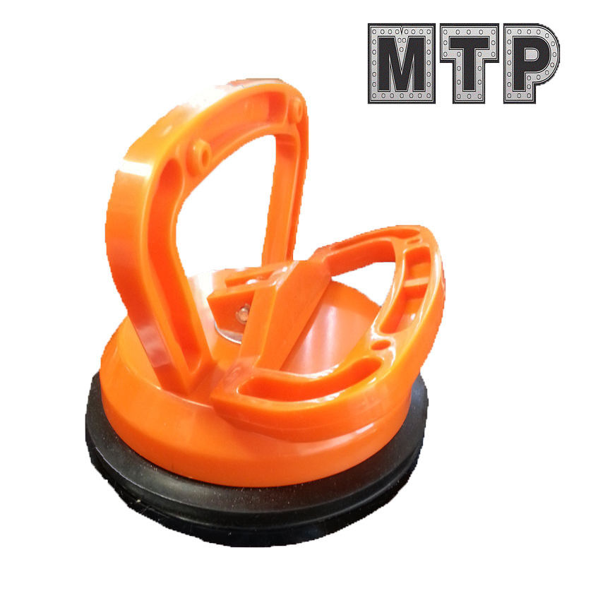 "MTP ®  Pack of 1  4-5/8"" Single Head Suction Cup Dent Puller Lifer Glass Remover Body Repair Stone 80 lbs"