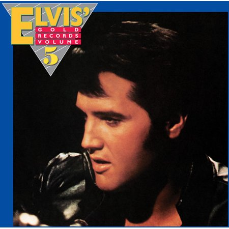Elvis Gold Records Volume 5 (Vinyl) ()