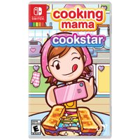 Cooking Mama - Cookstar, Planet Entertainment, Nintendo Switch, 860000154147