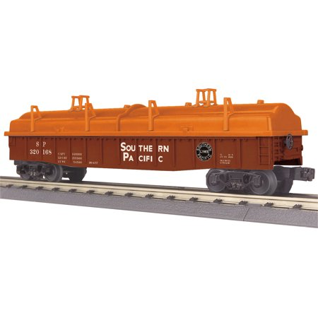 MTH 30-72189 O Southern Pacific Gondola Car with Cover (Southern Pacific Cab)