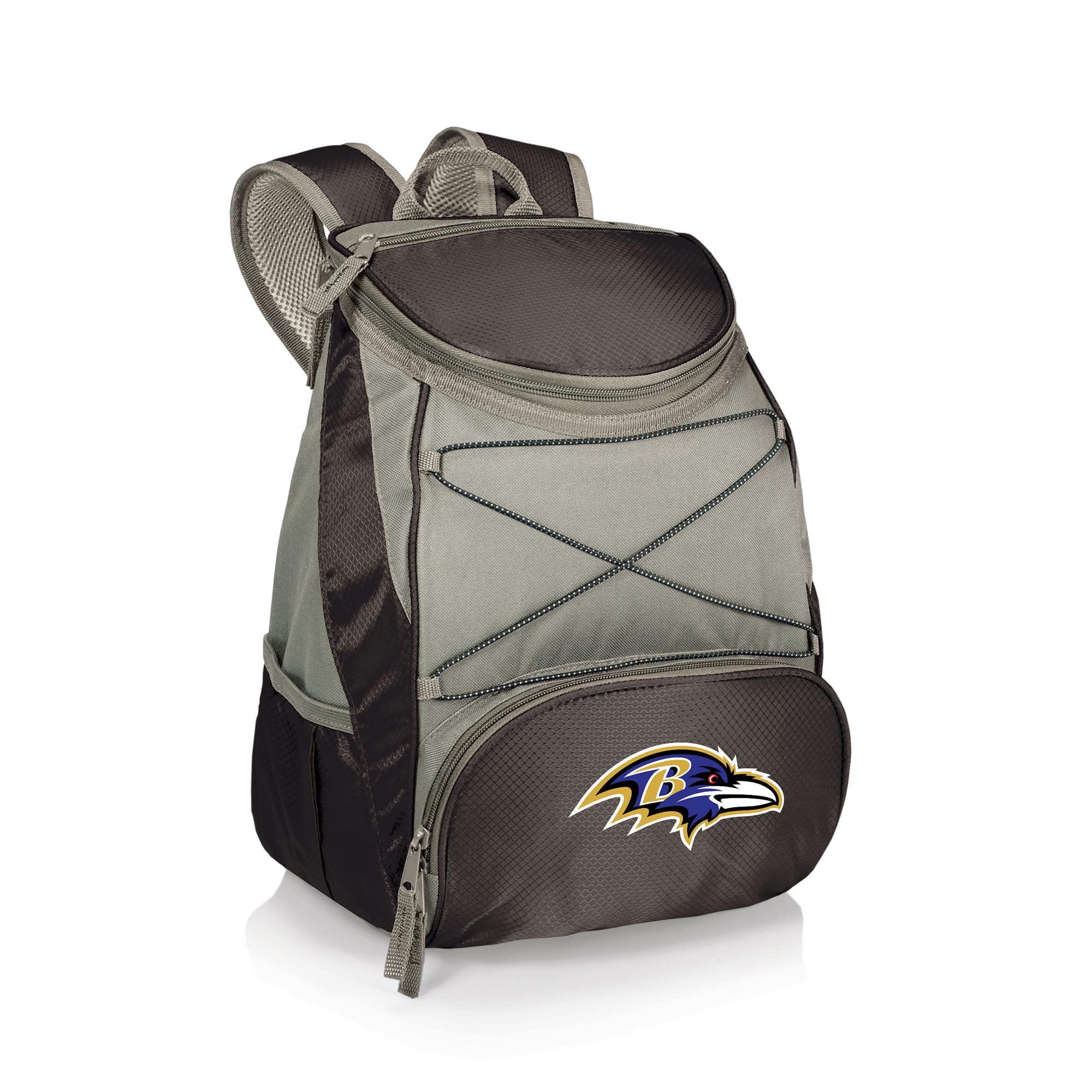 Baltimore Ravens PTX Backpack Cooler - Black - No Size