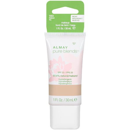 - Almay Almay Pure Blends Makeup, 1 oz