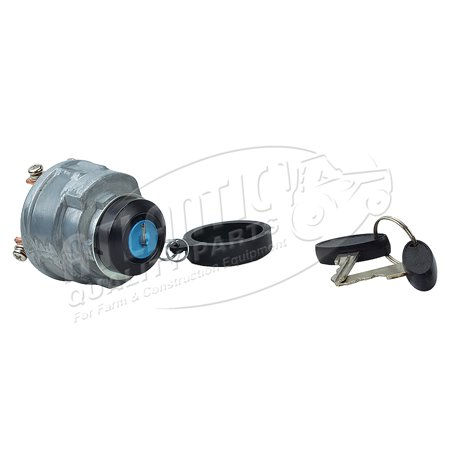 New Complete Tractor 1100-0964 Ignition Key Switch for Massey Ferguson Ford Allis Chalmers Deutz Allis 205
