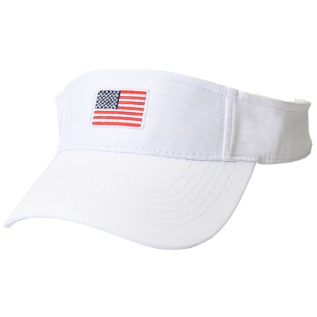 119b245d018 American Flag Golf Visor - Best Picture Of Flag Imagesco.Org