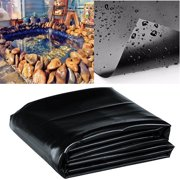 On Clearance Durable Fish Pond Liner Gardens & Patio Pools PEMembrane Reinforced Landscaping