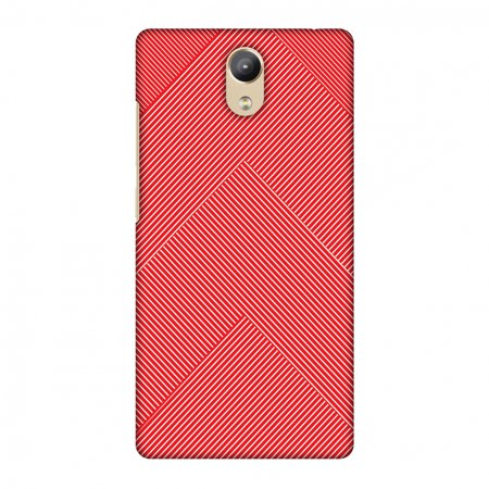 Carbon Star Snap - Lenovo Phab 2 Case - Carbon Fibre Redux Candy Red 4, Hard Plastic Back Cover, Slim Profile Cute Printed Designer Snap on Case with Screen Cleaning Kit