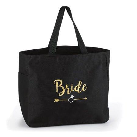 HBH Wedding Wedding Party Tribal Tote Bags - Bride