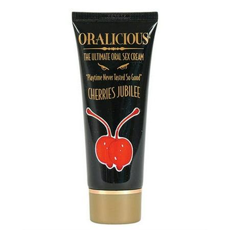 Oralicious - Cherries Jubilee - 2 Fl. Oz.