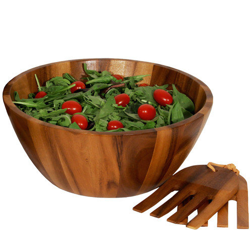 Woodard & Charles Elan 3 Piece Salad Bowl Set