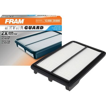 - CA11477 Extra Guard Rigid Panel Air Filter, CA11477 By Fram