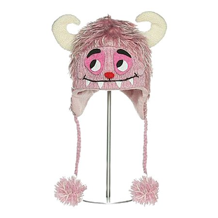 deluX Maddy the Monster Animal Hat (Kids) By Knitwits](Mobster Hat)