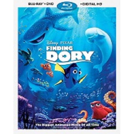 Finding Dory (Blu-ray + DVD + Digital HD) - Nemo Full Movie Greek