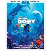 Finding Dory (Blu-ray + DVD + Digital HD)
