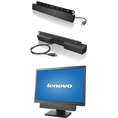 Lenovo 0A36190 2.0 Channel Home Theater Sound Bar