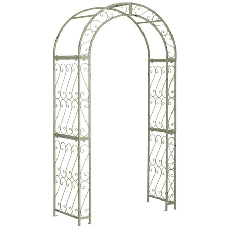 Safavieh Pagan Outdoor Traditional Geometric Trellis - Wedding Arch For Sale
