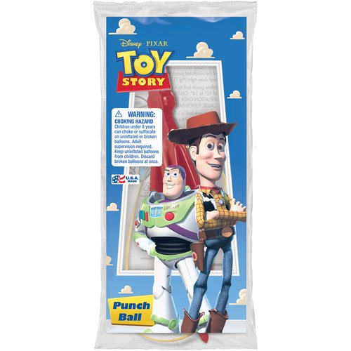 """Disney Toy Story 14"""" Punch Ball"""