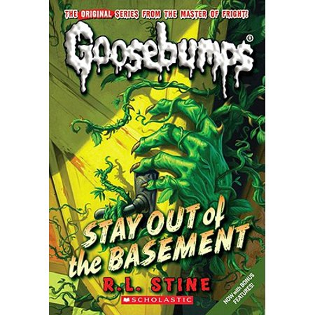 Stay Out of the Basement (Classic Goosebumps #22) ()