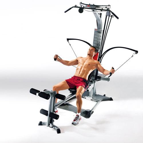 Bowflex Blaze Home Gym, barbell bench,weight bench fold