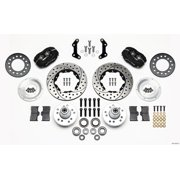 Wilwood Forged Dynalite Front Kit 11.00in Drilled 70-72 CDP B & E Body-Disc