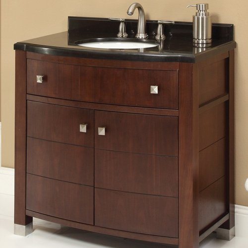 DECOLAV Adrianna 36.25'' Bathroom Vanity Base Only