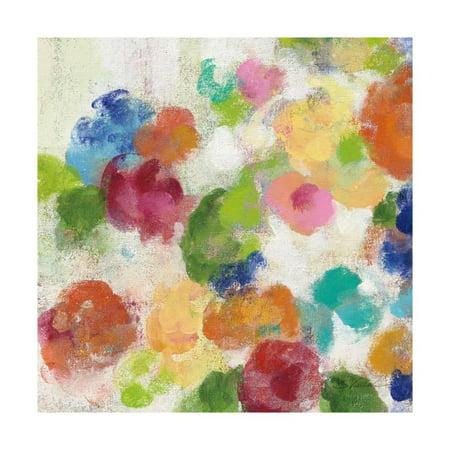 Hydrangea Bouquet I Square I Print Wall Art By Silvia Vassileva