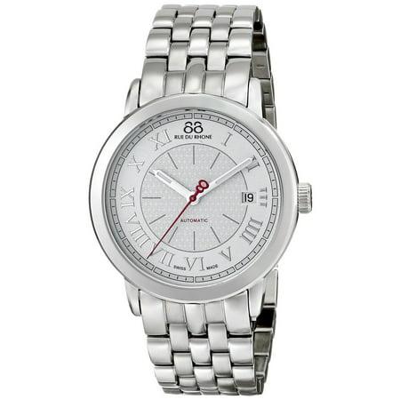 Men's 87WA120031 'Double 8 Origin' Swiss Automatic Stainless Steel Watch (Witch Origin)