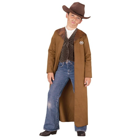 Old West Sheriff Child Costume](Sherrif Costume)