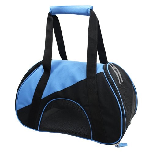 Airline Approved Zip-N-Go Contoured Pet Carrier by Pet Life