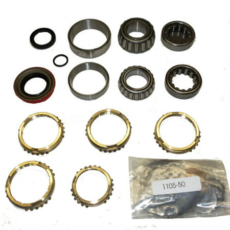 T5 GM/T5 Transmission Bearing/Seal Kit w/Synchros 5-Speed Manual Trans USA Standard Gear