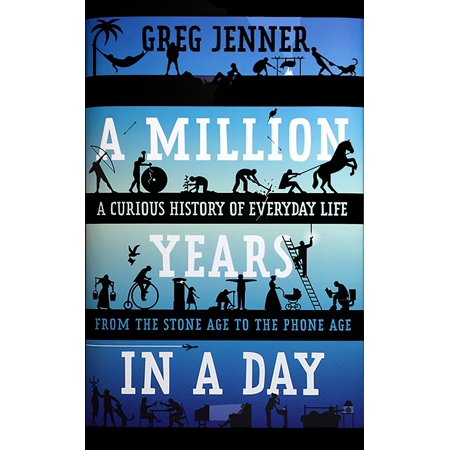 A Million Years in a Day : A Curious History of Everyday Life from the Stone Age to the Phone
