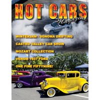 Hot Cars Magazine : The Nation's Hottest Car Magazine!