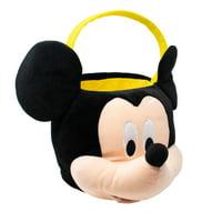 Disney - Disney Mickey Medium Plush Basket