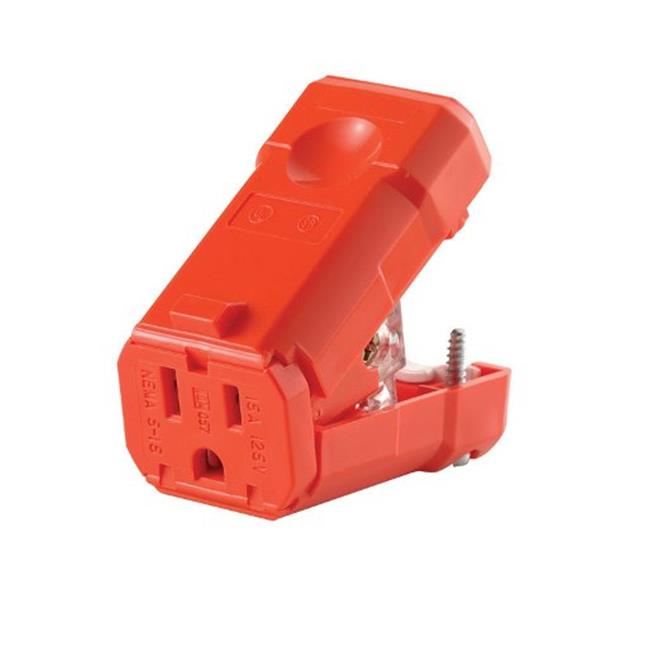 05259-BVO 15 amp High Visibility Nylon Python Body Connector - image 1 de 1