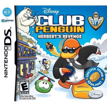 Club Penguin: Elite Penguin Force: Herbert's Revenge (DS) ()