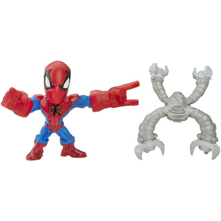 Marvel Super Hero Mashers Micro Series 1 Figure Assortment - Marvel Superheroes Party Supplies