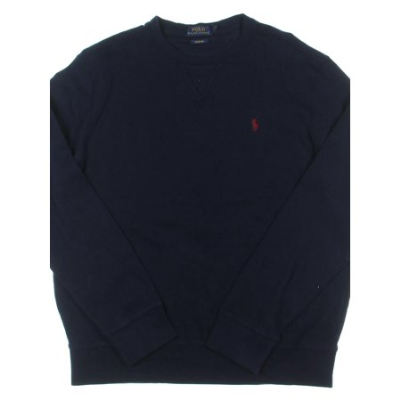 Polo Ralph Lauren Mens Long Sleeve Crew Neck Pullover