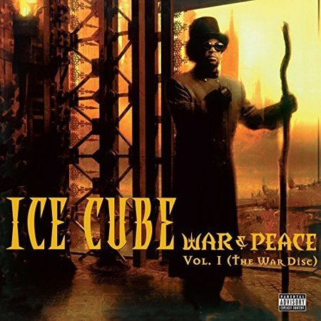 War & Peace, Vol. 1 (The War Disc) (Vinyl) (Ice Cube War & Peace Vol 2)