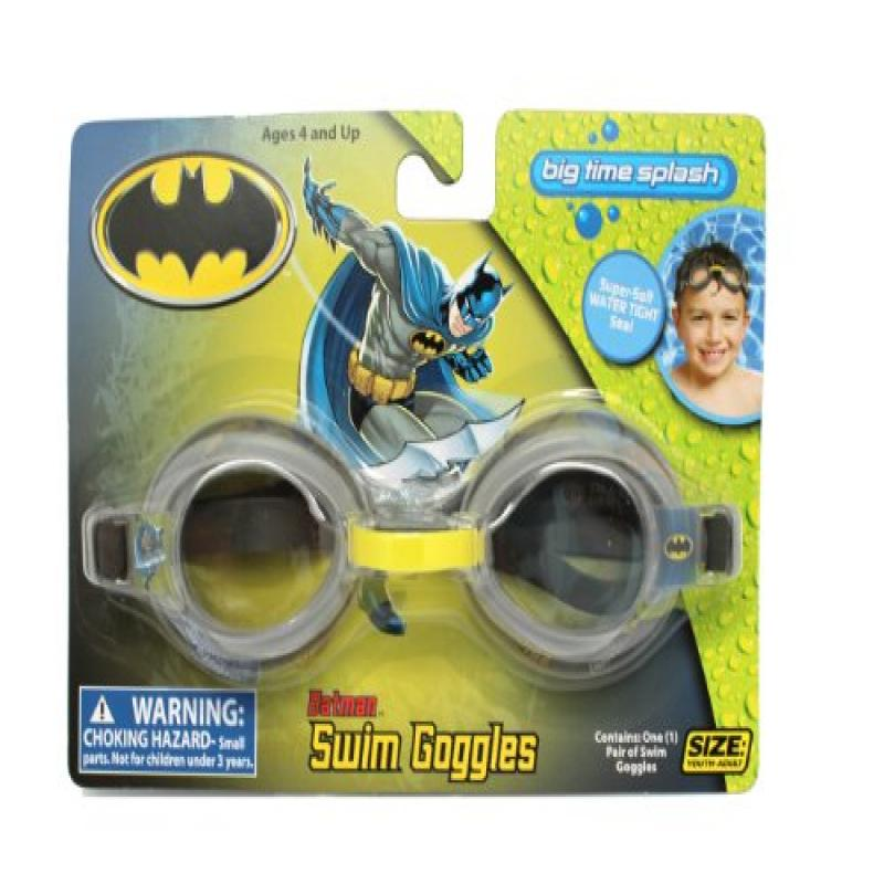 Justice League Swim Goggles DC Comics Justice League Unlimited Kid Goggles by