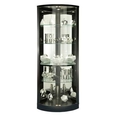 Howard Miller Jaime Curio Cabinet - Howard Miller Glass Cabinet