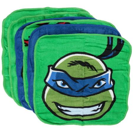 Nickelodeon Teenage Mutant Ninja Turtles Was Cloth Set, 6 -