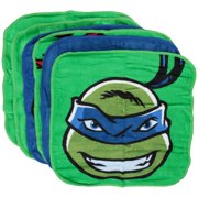 Nickelodeon Teenage Mutant Ninja Turtles Was Cloth Set, 6 Piece
