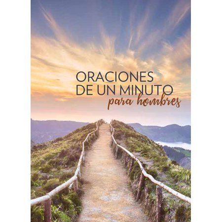Oraciones de un minuto para hombres / One Minute Prayers for