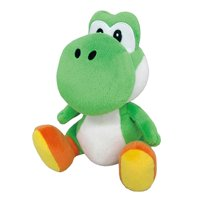 "Super Mario Green Yoshi 8"" Plush Toy"
