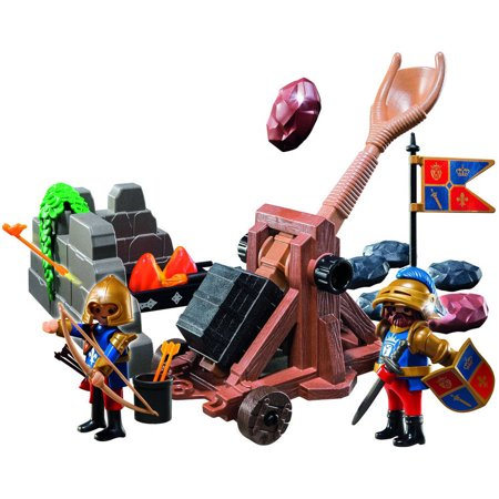 Playmobil Royal Lion Knights Catapult