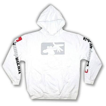 Limp Bizkit 3 Dolla Bill White Pullover Hoodie Sweatshirt - Wholesale White Hoodies