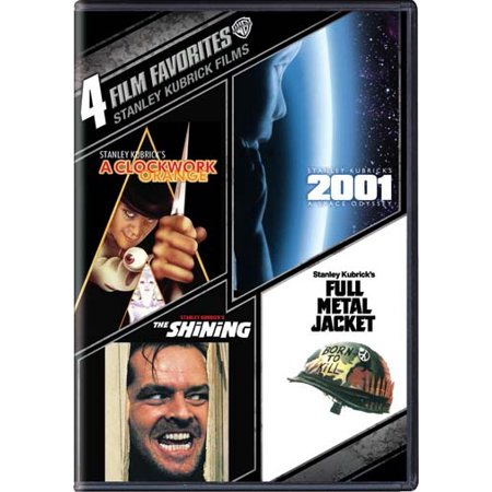 4 Film Favorites: Stanley Kubrick Films