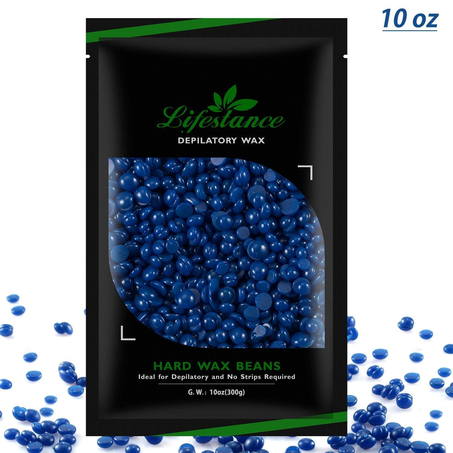 Lifestance Hard Wax Beans Hair Removal Stripless Full Body Depilatory Wax Beads For Chest Underarms Legs Eyebrow Brazilian Bikini Upper Lip Face Body 300g 10oz Chamomile Walmart Com Walmart Com