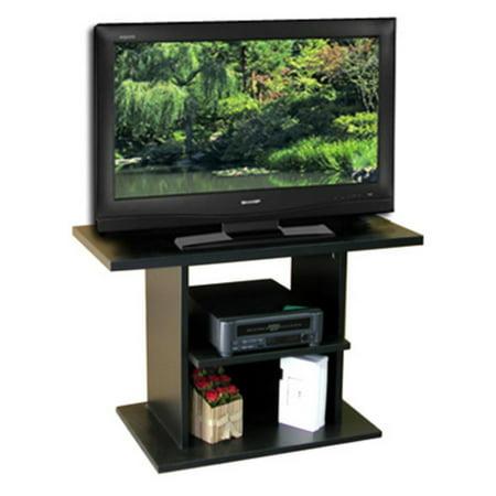 Rush Furniture Pedestal TV Stand -