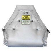 "Unitherm 12"" x 48"" Fiberglass Cloth Valve Insulation, IV4812"